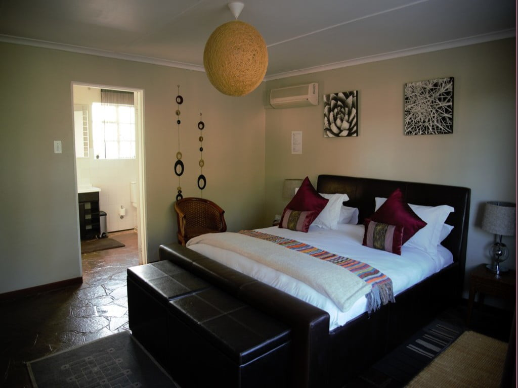 Interior of the Lodge rooom at Inverdoorn Private reserve